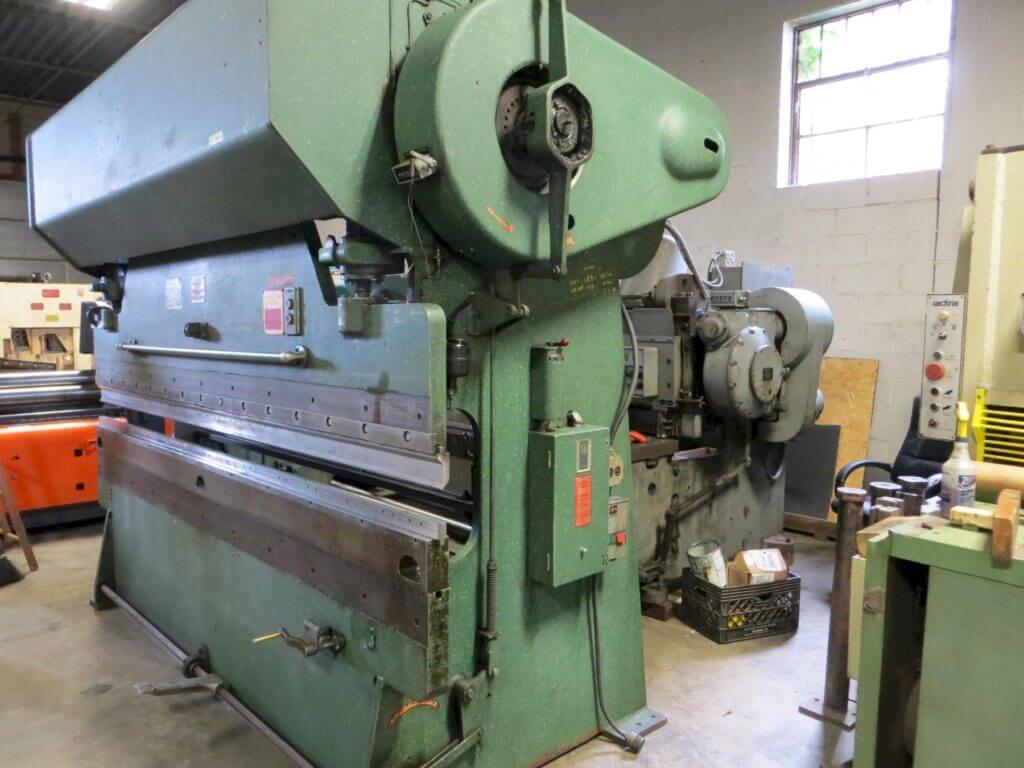 mesin press brake mekanikal